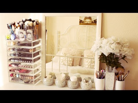 My Makeup Collection and Storage 2014!