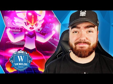 MY NEW TEAM | Road to Worlds #4 (Pokemon VGC 2020)