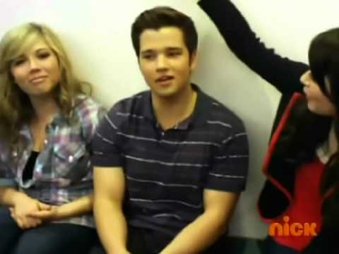 iCarly Behind the Scenes