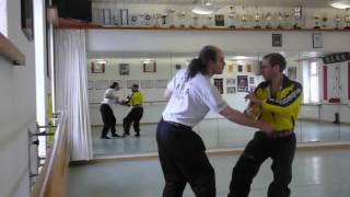 HOW TO FIGHT with Hung Kuen - July 2016