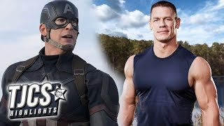 John Cena Is New Captain America Rumors