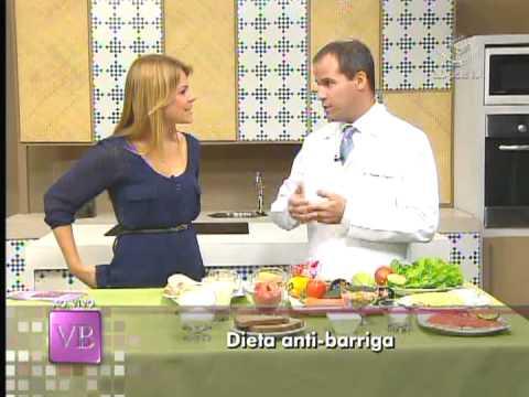 Dieta Anti-barriga (14/05/2012) - Você Bonita