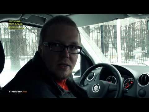 Большой тест-драйв (видеоверсия): VW Amarok