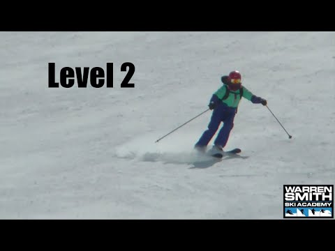 Warren Smith Ski Academy - LEVEL 2 SKIER