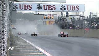 McLaren's Last Win With Mercedes Power: Jenson Button, Brazil 2012