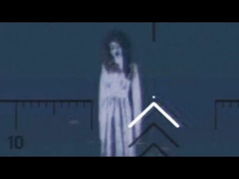 Grand Theft Auto 5: Mount Gordon Scary Ghost Easter Egg (HD)