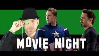 Avengers - The Avengers - Movie Night