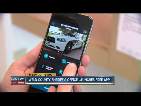 Weld County sheriff's smartphone app helps public submit tips