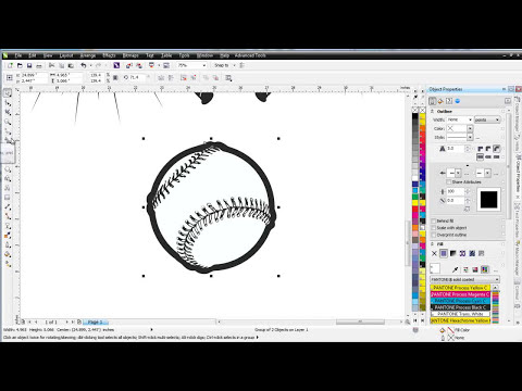CorelDRAW X6 for Beginners Tweaking Your Design
