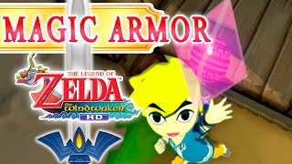 How to get the Magic Armor! // The Legend of Zelda: Wind Waker [HD]