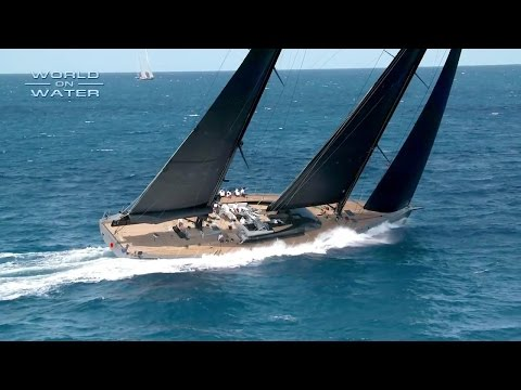 World on Water Sailing TV News March 18 16 Superyachts, Victor Kovalenko, Clipper, Artemis more