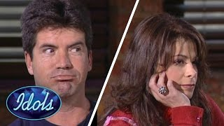 SIMON COWELL VS PAULA ABDUL! When Judges Disagree American Idol! Idols Global