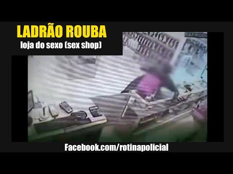 Ladrão ROUBA vibrador em SEX SHOP thumbnail