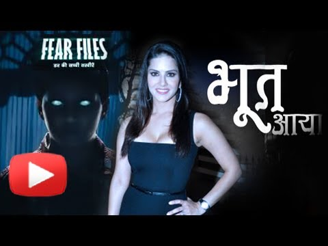 Sunny Leone Promotes Ragini MMS 2 In Bhoot Aaya & Fear Files