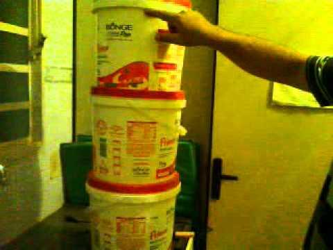 Como fazer compostagem em balde