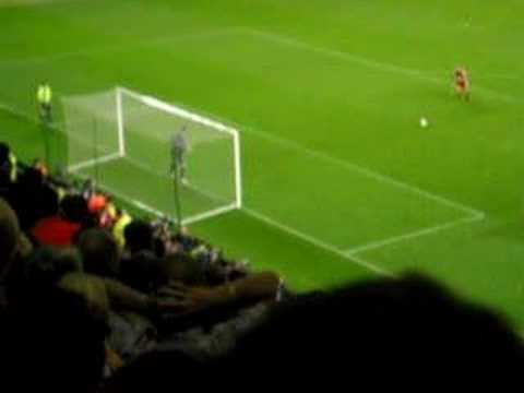 Zenden vs Cech, Liverpool vs Chelsea CL semi