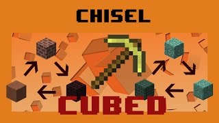Chisel - Craft a Chisel, Change the State of Blocks!