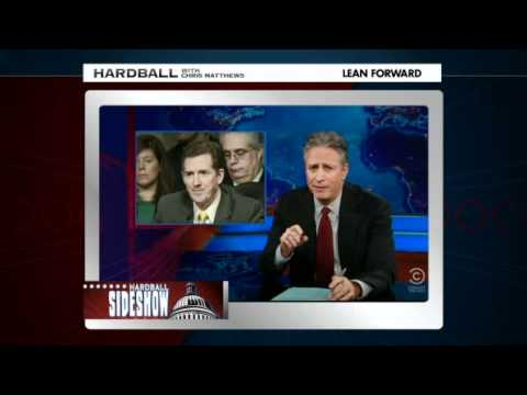 Jon Stewart takes on soft Senate questioning of Jamie Dimon