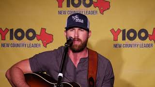 "Download Lagu Riley Green ""If It Wasn't For Trucks"" acoustic Live at Y100 August 16, 2018 Gratis STAFABAND"