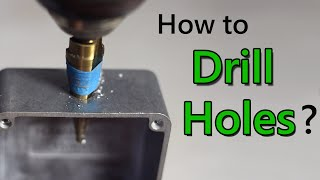 MOD TIPS #02: How to Drill Holes for Box Mods