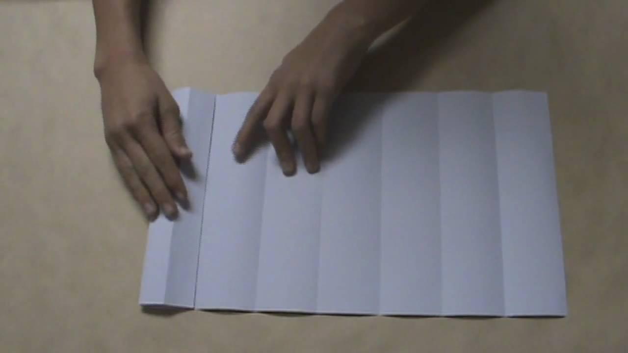 Origami Magic Ball (Kade Chan) - Part 1 - YouTube