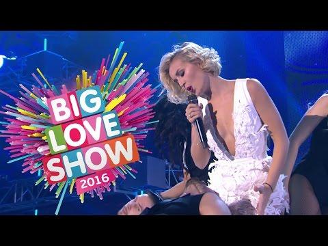 Полина Гагарина на Big Love Show 2016