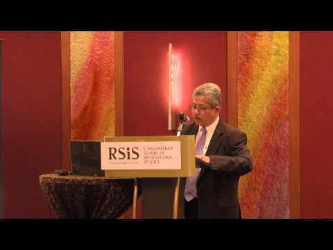 RSIS Distinguished Public Lecture by Dr. Rizal Sukma 4 March 2015