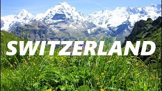 Amazing Switzerland: The Most Beautiful Country on Earth?