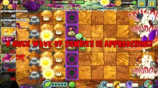 Patching up Primal Potato Mine - Upcoming Plant - Plants Vs. Zombies 2: It
