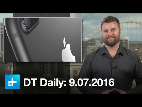 Apple unveils new iPhone 7, updates Apple Watch, debuts wireless AirPod earbuds