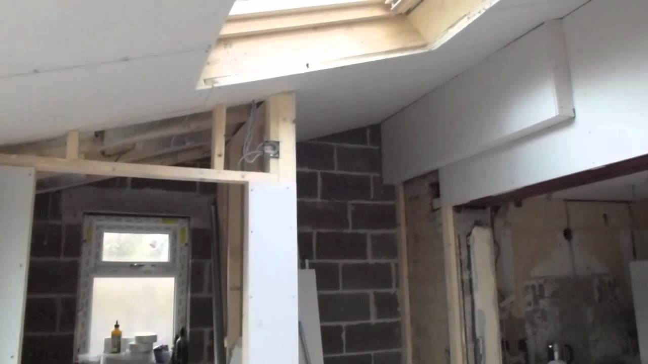 Kitchen extension build youtube for Building a kitchen extension ideas