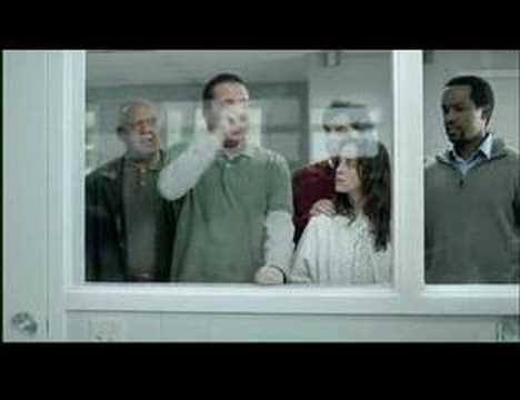 Funny NHL/ Verizon Ad