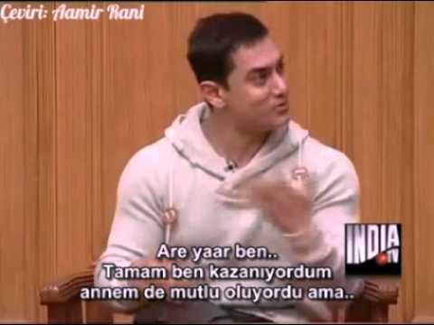 Aap Ki Adalat 2013 Aamir Khan (part 1) Türkçe Alty