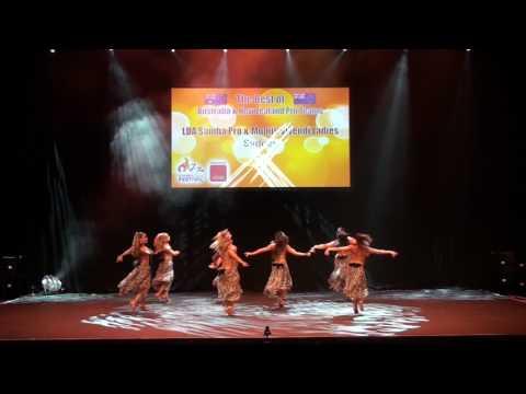 Sydney Latin Festival 2017 - LDA SAMBA PRO & MODUS VIVENDI LADIES