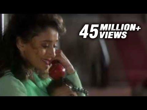 Salman Khan & Madhuri in Mujhse Judaa Hokar (sad) - Hum Aapke...