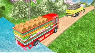 INDIAN CARGO TRUCK DRIVER SIMULATOR GAME | Free Games Download - Kids Games To Play For Free