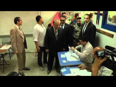 Raw Video:Egyptians Vote in Pres Elections