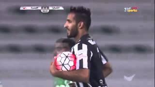الجزيرة 2 - 1 الشباب - هدف التعادل للجزيرة (الجولة 18) | AL JAZIRA 2-1 AL SHABAB