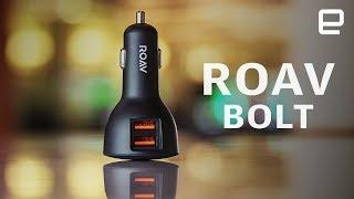 Roav Bolt Hands-on: Like a Google Home Mini for your car