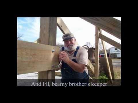 Matt Maher - Hold Us Together Video (Lyrics)