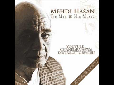 Mehdi Hassan~~Hum He Thi Na Koi Baat Jo Yaad Na Tum Ko AA Saky...