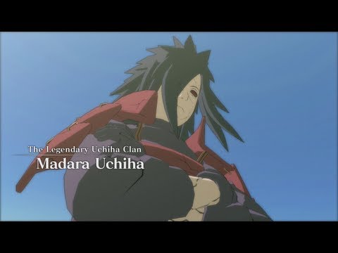 Naruto Shippuden: Ultimate Ninja Storm 3: Full Burst - Madara Boss Battle (best Version) Hd video