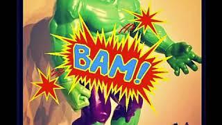 Hulk comic strip over 18 only