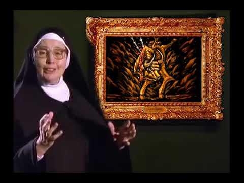 Sister Wendy's Story Of Painting: Black Velvet By Anti Hero