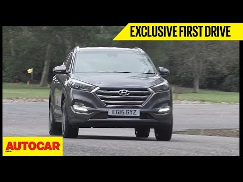 Hyundai Tucson | First Drive | Autocar India