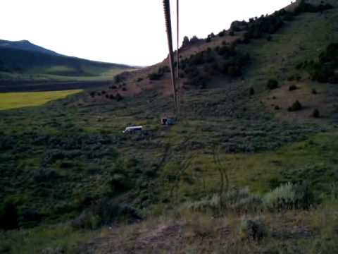 ZipLine Adventures Near Lava Hot Springs, ID