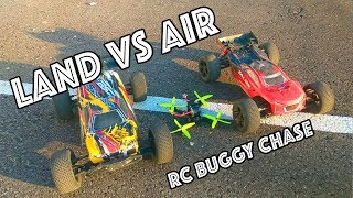 RC Buggy fpv chase
