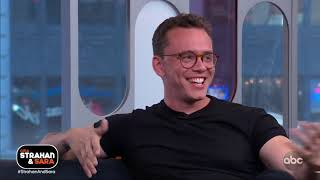 Logic on Good Morning America with Strahan & Sara