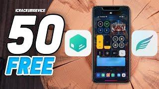 Top 50 Free iOS 12 Chimera Jailbreak Tweaks (A12 Sileo Tweaks #5)