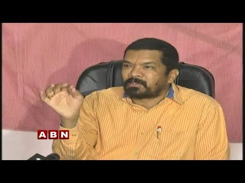 Posani Krishna Murali Press Meet Live | Telangana Poll Results | ABN LIVE